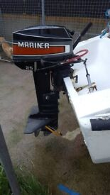Mariner 25hp 100% ready to go