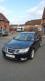 Saab 93 1.9TID Vector Sport Anniversary, Automatic Gearbox, Dual Software
