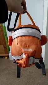 Littlelife toddler day sack
