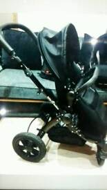 ickle bubba stomp v3 travel system