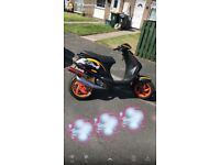 183 zip sp gilera runner
