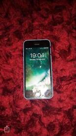 iPhone 5c 16gb EE blue