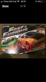 Fast and furious scalextric