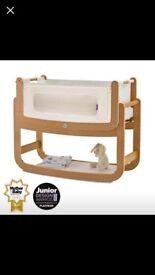 Snuzpod baby bed from newborn