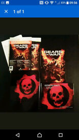 Gears Of War Limited Collectors Edition Complete Xbox 360 Game