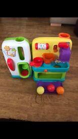 Bright starts first kitchen toy