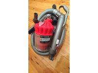 Dyson 'Stowaway Animal-pro' vacuum. VGC, Crystal Palace SE19 (DC41 DC55 DC75 V6 V8)