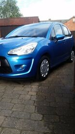 11 reg 2011 citroen c3 1.1 petrol 5 door hatchback 10 months mot excellent condition.