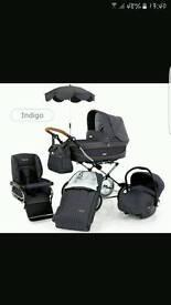 Babystyle prestige travel system