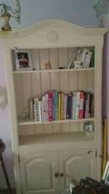 Solid bookshelf