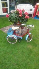 Vintage Raleigh Trike - late 1950's