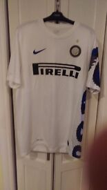 Inter Milan Home and Away Kit