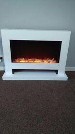 Designer fireplace