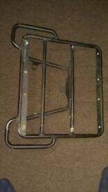 Bike rack for peugeot tweet