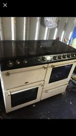 Belling cookcentre gas cooker