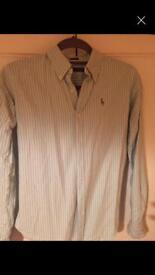 Ladies Ralph Lauren slim fit shirt