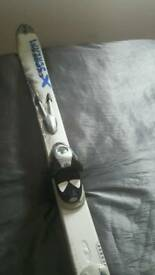 Mens Salamon skis 163cm xscream 7Lite