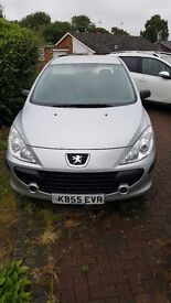 Peugeot 307 silver for sale