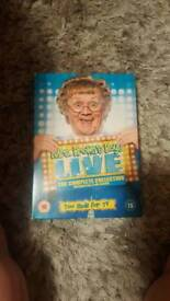 Mrs Brown's boys dvds ono