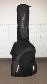 Ritter electric guitar bag.