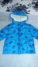 Toddler coat 2-3