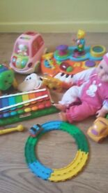Bundle toys