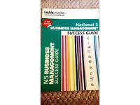 NAT 5 BUSINESS MANAGEMENT SUCCESS GUIDE