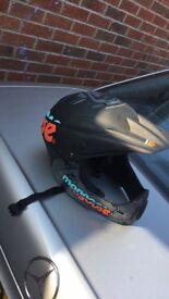 Mongoose bmx helmet