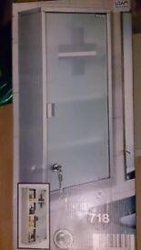 Brand new Stainless steel medicine cabinet