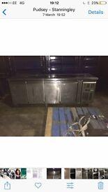 Polar refrigeration unit