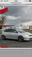 Honda civic sir 2002