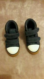 Marks & Spencers Boys Boots Size 8