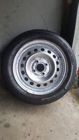 Wheel 165/60R14