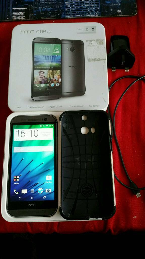 HTC One M8 16gb unlockedin Sketty, SwanseaGumtree - HTC One M8 16gb unlocked for sale, apart from some blemish spots to the finish (as per photos) in great condition as been kept in a Spigen case for years