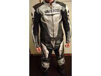 Motorbike leather vanucci size large