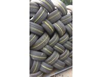 Selling Cheap, All Tyres Sizes, New & Part Worn 195/65/15.255/35/19 BMW.225/45/17.40/18/235/45/50/55