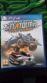 Flatout 4, PS4
