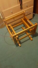 Moses Basket gliding Stand