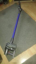 Dyson handheld vacuum cleaner