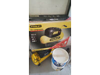 Like Brand New! Stanley 24Ltr Air Compressor with Accessories