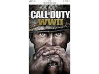 The new call of duty game