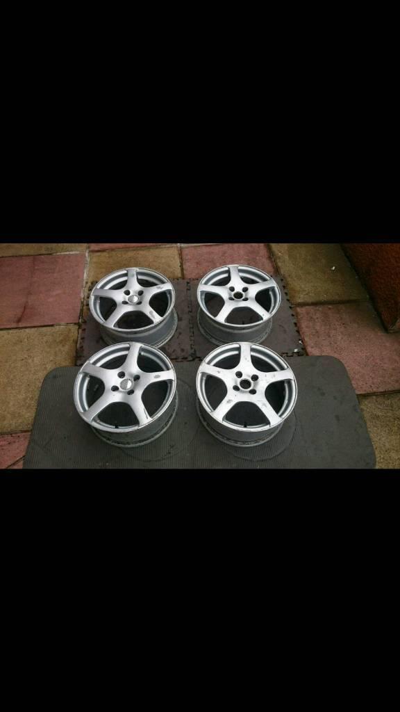Fox Racing Alloys 16 inch 4x100 (ONO)