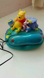DISNEY WINNIE THE POOH COLLECTABLE HOME TELEPHONE