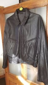 Genuine Emporio Armani Leather Size L-XL