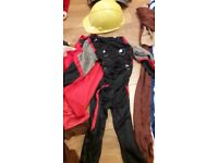Various dancy dress costumes from 2/3 to 7/8 years