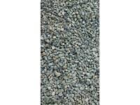 Garden blue chucky chipping stones