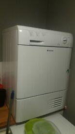 Hotpoint dryer 7kg working but not heat