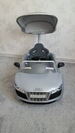 Audi R8 Spyder ride on £60