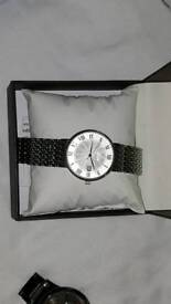 Rotary mens watch with box