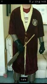 Fancy dress HP Quidditch player costume